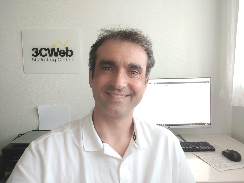 Javier Arenillas | 3CWeb Marketing Online