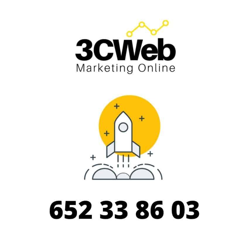 3CWeb Marketing Online Madrid
