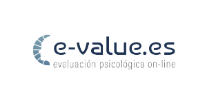 E-VALUE logo
